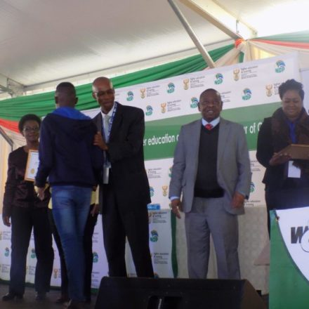Youth Imbizo and Bursary Handover